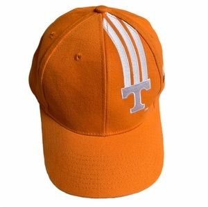 EUC Orange/White Tennessee Vols Adidas Cap